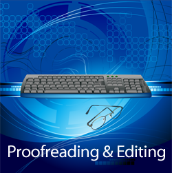 Proofreading & Editing